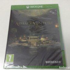 Xbox One: ADAM'S VENTURE ORIGINS. Lote 126066811