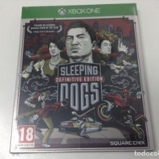 Xbox One: SLEEPING DOGS DEFINITIVE EDITION. Lote 126213387