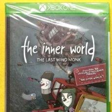 Xbox One: THE INNER WORLD THE LAST WIND ORIGINAL PRECINTADO NUEVO XBOX ONE PAL. Lote 127856172