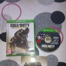 Xbox One: JUEGO XBOX ONE CALL OF DUTY ADVANCED WARFARE. Lote 128063099