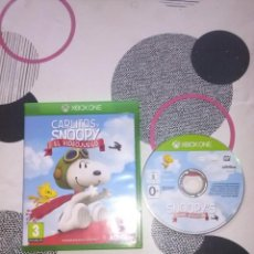 Xbox One: JUEGO XBOX ONE CARLITOS SNOOPY EL VIDEOJUEGO. Lote 128063247
