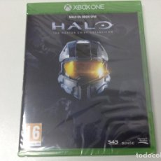 Xbox One: HALO THE MASTER CHIEF COLLECTION. Lote 130498250