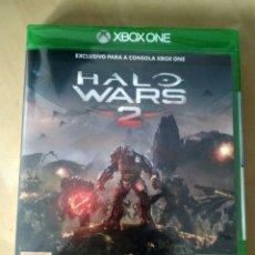 Xbox One: XBOX ONE JUEGO HALO WARS 2 VERSIÓN PORTUGUESA NUEVO. Lote 130514802