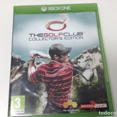 Xbox One: THE GOLF CLUB COLLECTOR'S EDITION. Lote 131120416