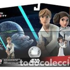 Xbox One: DISNEY INFINITY 3.0 STAR WARS RISE AGAINST THE EMPIRE PLAYSET. Lote 131573986