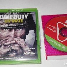 Xbox One: CALL OF DUTY WWII + DOOM ( XBOX ONE - ESPAÑA). Lote 132464198
