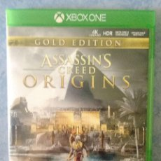 Xbox One: ASSASSIN'S CREED ORIGINS - XBOX ONE - UBISOFT. Lote 132550646