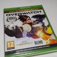 Xbox One: OVERWATCH ( GOTY ) ( XBOX ONE - ESPAÑA) PRECINTADO!. Lote 133632086