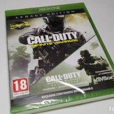 Xbox One: CALL OF DUTY - LEGACY EDITION ( XBOX ONE - ESPAÑA) PRECINTADO!. Lote 133632114