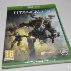 Xbox One: TITANFALL 2 ( XBOX ONE ) PRECINTADO!. Lote 135214298