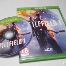 Xbox One: BATTLEFIELD 1 ( XBOX ONE ). Lote 136497488