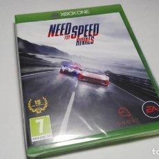 Xbox One: NEED FOR SPEED RIVALS ( XBOX ONE ) PRECINTADO ! . Lote 135901158