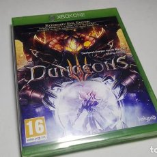 Xbox One: DUNGEONS 3 ( XBOX ONE ) PRECINTADO ! . Lote 135901254