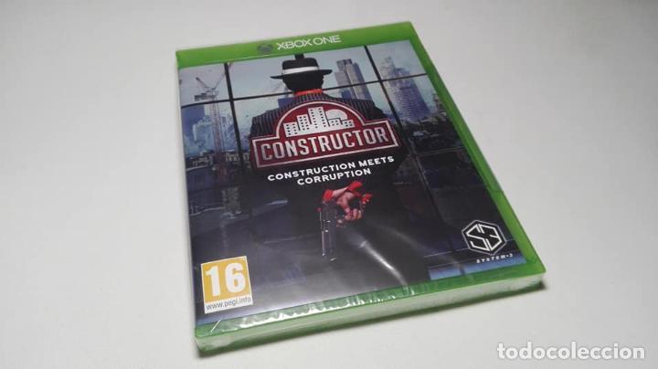 CONSTRUCTOR HD ( XBOX - ONE - ESP) NUEVO! (Juguetes - Videojuegos y Consolas - Xbox One)