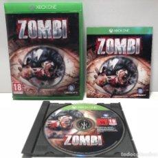 Xbox One: ZOMBI XBOX ONE. Lote 138214930