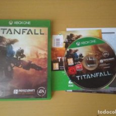 Xbox One: JUEGO XBOX ONE TITANFALL. Lote 138935586