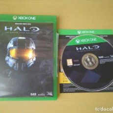 Xbox One: JUEGO XBOX ONE HALO THE MASTER CHIEF COLLECTION. Lote 138935862