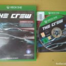 Xbox One: JUEGO XBOX ONE THE CREW. Lote 138936042