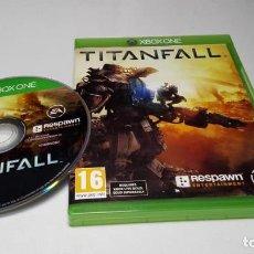 Xbox One: TITANFALL ( XBOX ONE) EN CASTELLANO . Lote 140277382