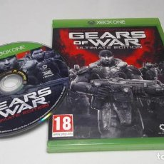 Xbox One: GEARS OF WAR - ULTIMATE EDITION ( XBOX ONE) EN CASTELLANO . Lote 140277586