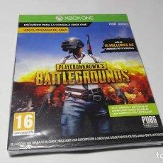 Xbox One: BATTLEGROUNDS ( XBOX - ONE - ESP) PRECINTADO!. Lote 141775314