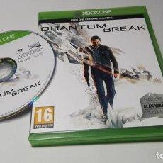 Xbox One: QUANTUM BREAK ( XBOX ONE ) EN CASTELLANO. Lote 142786053