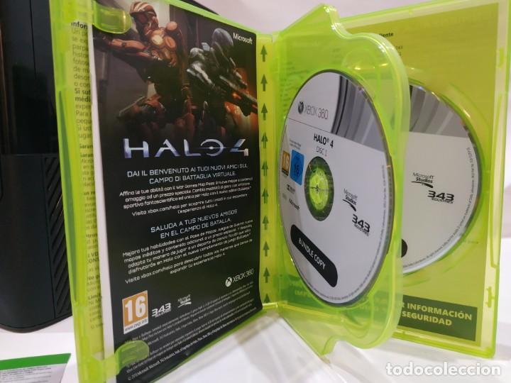 Xbox 360 e 250gb pack tomb raider/halo 4 + kine - Sold