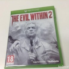 Xbox One: THE EVIL WITHIN 2 . Lote 142563758