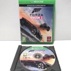 Xbox One: FORZA HORIZON 3 XBOX ONE. Lote 142651426