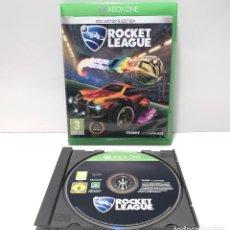 Xbox One: ROCKET LEAGUE XBOX ONE. Lote 142722618