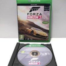 Xbox One: FORZA HORIZON 2 XBOX ONE. Lote 142842526