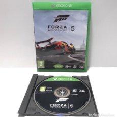 Xbox One: FORZA MOTORSPORT 5 XBOX ONE. Lote 143025054