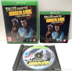 Xbox One: TALES FROM THE BORDERLANDS XBOX ONE. Lote 143025090