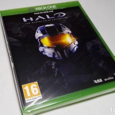 Xbox One: HALO - THE MASTER CHIEF COLLECTION ( XBOX ONE - PAL- ESP) PRECINTADO!. Lote 154599914