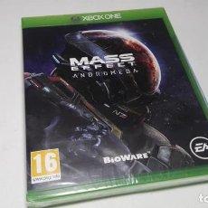 Xbox One: MASS EFFECT ANDROMEDA ( XBOX ONE - PAL ) EN CASTELLANO - NUEVO!. Lote 146873001