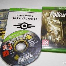 Xbox One: FALLOUT 4 ( XBOX ONE ) EN CASTELLANO . Lote 146272850
