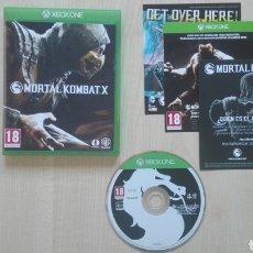 Xbox One: JUEGO XBOX ONE MORTAL KOMBAT XL XONE. Lote 146915701