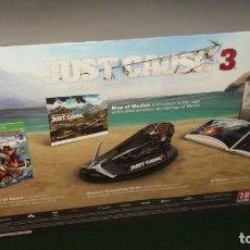 Xbox One: JUST CAUSE 3 EDICION COLECCIONISTA PRECINTADO XBOX ONE. Lote 147005098