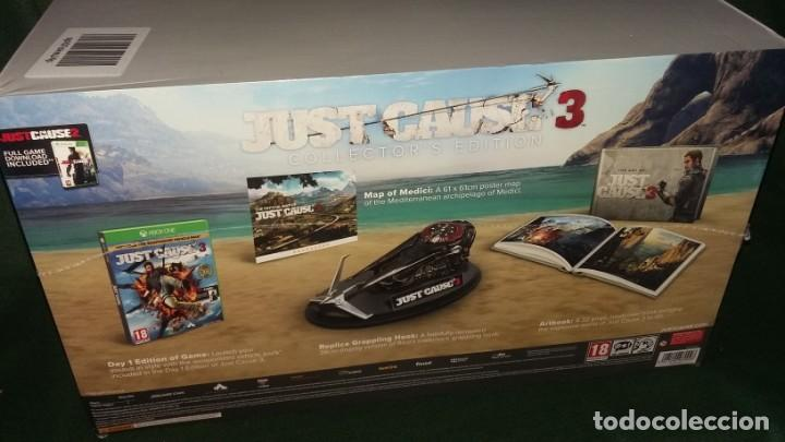 Xbox One: Just Cause 3 Edicion Coleccionista Precintado Xbox one - Foto 2 - 147005098