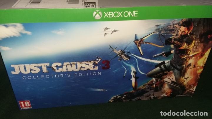 Xbox One: Just Cause 3 Edicion Coleccionista Precintado Xbox one - Foto 3 - 147005098
