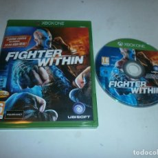 Xbox One: FIGHTER WITHIN XBOX ONE. Lote 147414198