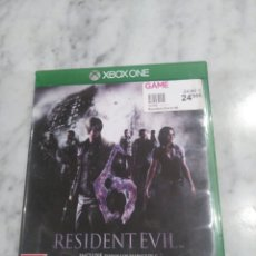 Xbox One: RESIDENT EVIL. XBOX ONE.. Lote 147501745