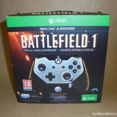 Xbox One: MANDO OFICIAL BATTLEFIELD 1 - CON CABLE EXTRAIBLE - XBOX ONE - PC. Lote 147594566