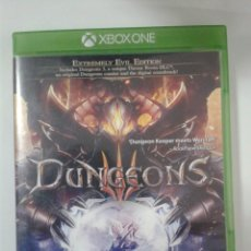 Xbox One: DUNGEONS 3 - XBOX ONE. Lote 147642378