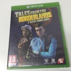 Xbox One: TALES FROM THE BORDERLANDS A TELLTALE GAME SERIES. Lote 147783810