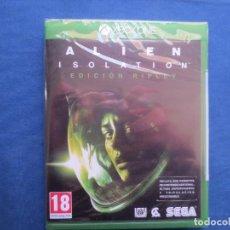 Xbox One: ALIEN ISOLATION - EDICIÓN RIPLEY - XBOX ONE - PAL ESPAÑA - NUEVO Y PRECINTADO. Lote 147982990