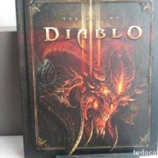Xbox One: A JUEGO DIABLO XBOX ONE EDICION LIMITADA LIBRO Y MAS . Lote 148021630