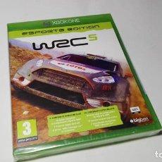 Xbox One: WRC 5 - ESPORTS EDITION ( XBOX ONE- PAL-ESP) PRECINTADO!. Lote 148298246