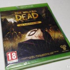 Xbox One: THE WALKING DEAD - LA COLECCION ( XBOX ONE - PAL - ESP) PRECINTADO!. Lote 148298974
