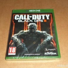 Xbox One: CALL OF DUTY : BLACK OPS III PARA MICROSOFT XBOX ONE, A ESTRENAR. Lote 149932418